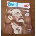 """ANCIEN MAGAZINE COLLECTION """"LE JOURNAL DE LA FRANCE:LES ANNÉES 40 """"HEBDOMADAIRE HISTORIA n°193"""