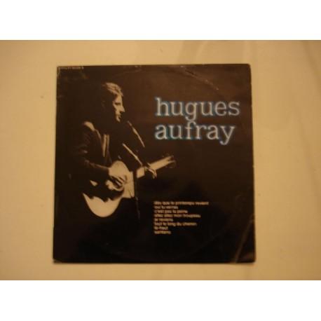 Disque Vinyle - 25 cm - Des Que Le Printemps Revient - Hugues Aufray