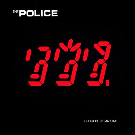Disque Vinyle - 33 tours Ghost The Police