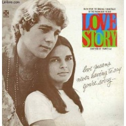 Disque Vinyle - 33 tours Theme From Love Story Home