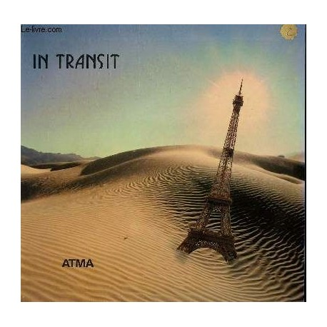 Disque Vinyle - 33 tours Shyama IN TRANSIT