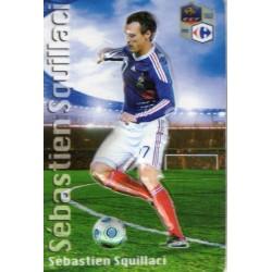 Aimant magnet frigo collection football joueur SQUILACI