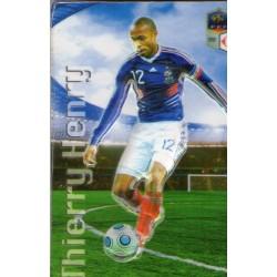 Aimant magnet frigo collection football joueur HENRI