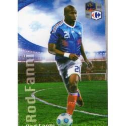 Aimant magnet frigo collection football joueur FANNI