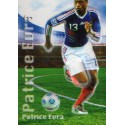 Aimant magnet frigo collection football joueur EURA