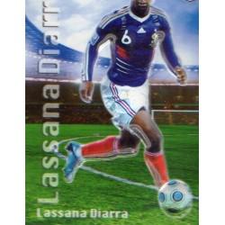 Aimant magnet frigo collection football joueur DIARRA