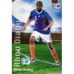 Aimant magnet frigo collection football joueur DIABY