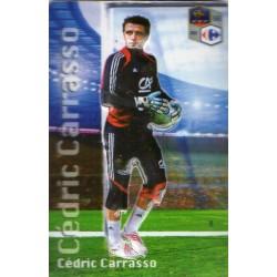 Aimant magnet frigo collection football joueur CARRASSO