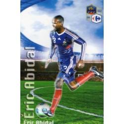 Aimant magnet frigo collection football joueur Abidal