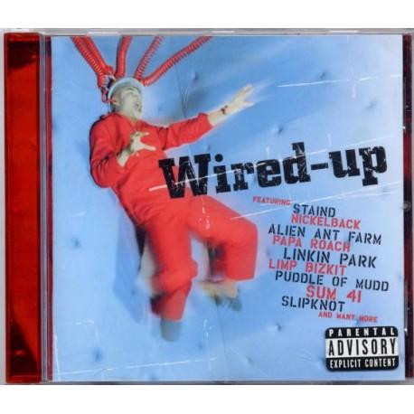 Musique cd Wired Up 20 Tubes Nu Métal - Alien Ant Farm