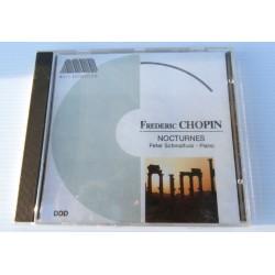 CD MUSIQUE CLASSIQUE frédéric Chopin nocturnes Peter Schmalfuss piano