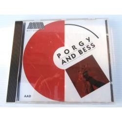 CD ALBUM MUSIQUE PORGY AND BESS 8 titres