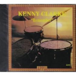CD ALBUM MUSIQUE JAZZ REMEMBER Kenny Clarke