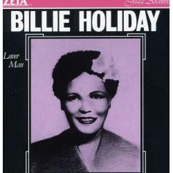 CD ALBUM MUSIQUE JAZZ Lover man Billie Holiday