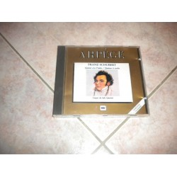 CD ALBUM MUSIQUE CLASSIQUE quintet la truite/quator à cordes Franz Schubert
