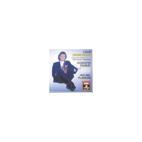 CD ALBUM MUSIQUE CLASSIQUE Symph. Espagnole, concertos pour violon Dumay Édouard Lalo