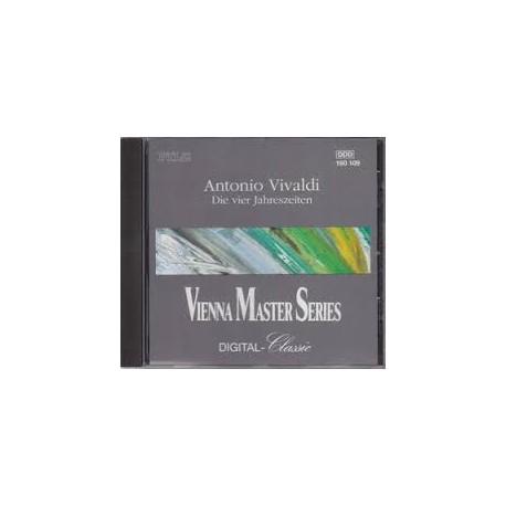 CD MUSIQUE Vienna Master Series CD: Antonio Vivaldi Die vier Jahreszeiten Alberto Lizzio