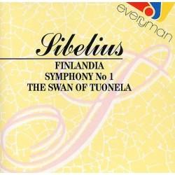 CD MUSIQUE CLASSIQUE Finlandia, Symphony 1 + /Tveitt Jean Sibelius