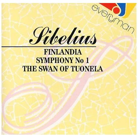 CD MUSIQUE Finlandia, Symphony 1 + /Tveitt Jean Sibelius