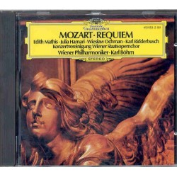 CD MUSIQUE CLASSIQUE REQUIEM Wolfgang Amadeus Mozart