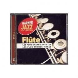 CD MUSIQUE CLASSIQUE Warner Jazz collection : Flûte