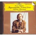 CD MUSIQUE CLASSIQUE Impromptus Op.90 & 142 Franz Schubert