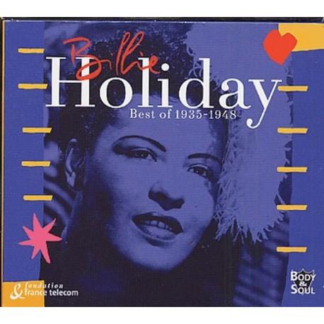 CD MUSIQUE CLASSIQUE Best of 1935-1948 Billie Holiday