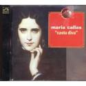 CD MUSIQUE CLASSIQUE CASTA DIVA Maria Callas