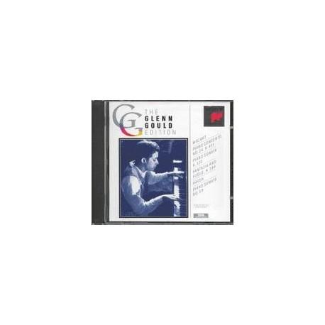 CD MUSIQUE CLASSIQUE Concerto pour piano no. 24, Sonate no. 10, Fantaisie & Fugue Mozart
