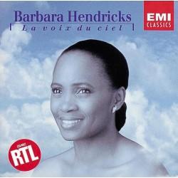 CD MUSIQUE CLASSIQUE opéra La voix du ciel Barbara Hendricks