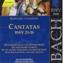 CD MUSIQUE CLASSIQUE cantatas bwv 23 26