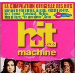 Musique cd compilation Hit Machine Vol. 12 - Collectif
