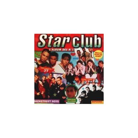 Musique cd compilation Star Club : L'album Des No. 1 - Collectif