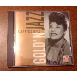 "Musique cd ella fitzgerald : Collection ""Gold´ N Jazz"" -CD rares"