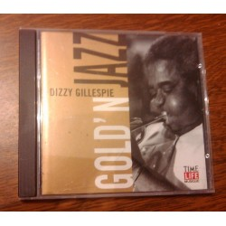 "Musique cd dizzy gillespie : Collection ""Gold´ N Jazz"" - CD rares"