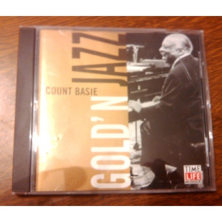 """Musique cd count basie : Collection """"Gold´ N Jazz"""" - CD rares"""