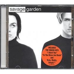 CD Musique pop album Savage Garden