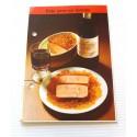"""FICHE CUISINE de ELLE vintage rétro par Madeleine Peter """"foie gras en terrine"""""""