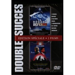 Double DVD zone 2 SECRET DEFENSE + PROJET NIGHTBREAKER NEUF SOUS BLISTER