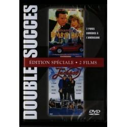 Double DVD zone 2 L'HERITIER DE BEVERLY HILLS+JACKPOT NEUF SOUS BLISTER