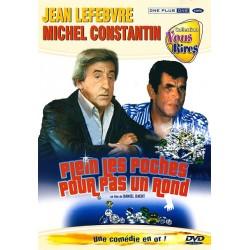 DVD zone 2 Plein Les Poches Pour Pas Un Rond Jean Lefebvre collection occasion