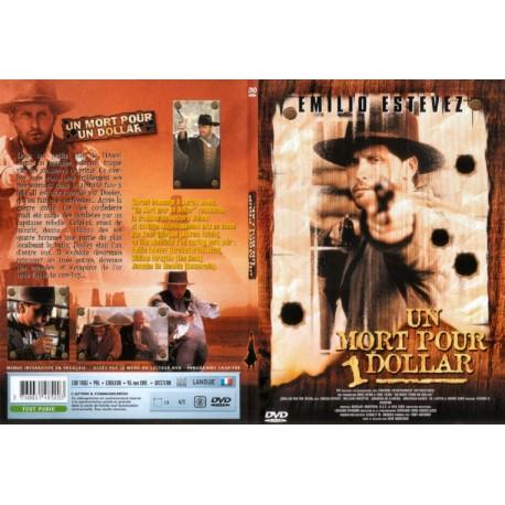 Double DVD zone 2 Un mort pour 1 dollar western