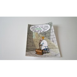 Carte postale humour agriculteur luzerne - Collection version 5 neuve