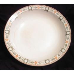 Ancien plat creux ceramiques MASSENA diametre 30 cm