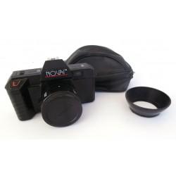 Ancien appareil photo camera pellicule NOVAI noir
