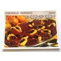 """FICHE CUISINE vintage rétro la bonne cuisine les gibiers """"chevreuil bérence"""""""