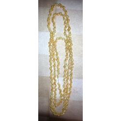 vintage !! ancien collier petits coquillages origine inconnue
