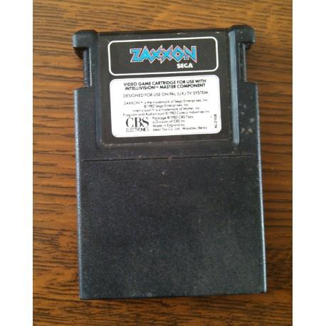 ANCIEN JEU SEGA CBS ELECTRONICS INTELLIVISION 1982 ZAXXON