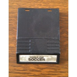 ANCIEN JEU MATTEL ELECTRONICS INTELLIVISION 1979 WORLD CUP SOCCER