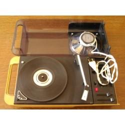Ancienne platine vinyles ITT OCEANIC